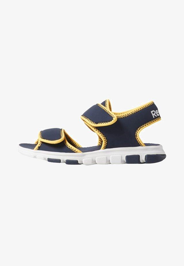 WAVE GLIDER III RUNNING - Sandals - blue