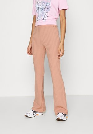 TORA TROUSERS  - Trousers - brown