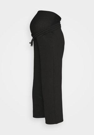 TROUSER MOM EMMA - Spodnie treningowe - black