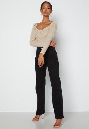 NINNI  - Long sleeved top - tan