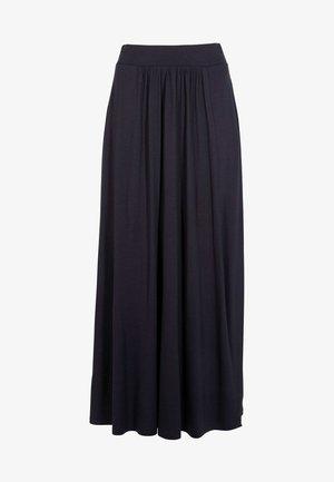 HELANA - Wrap skirt - navy
