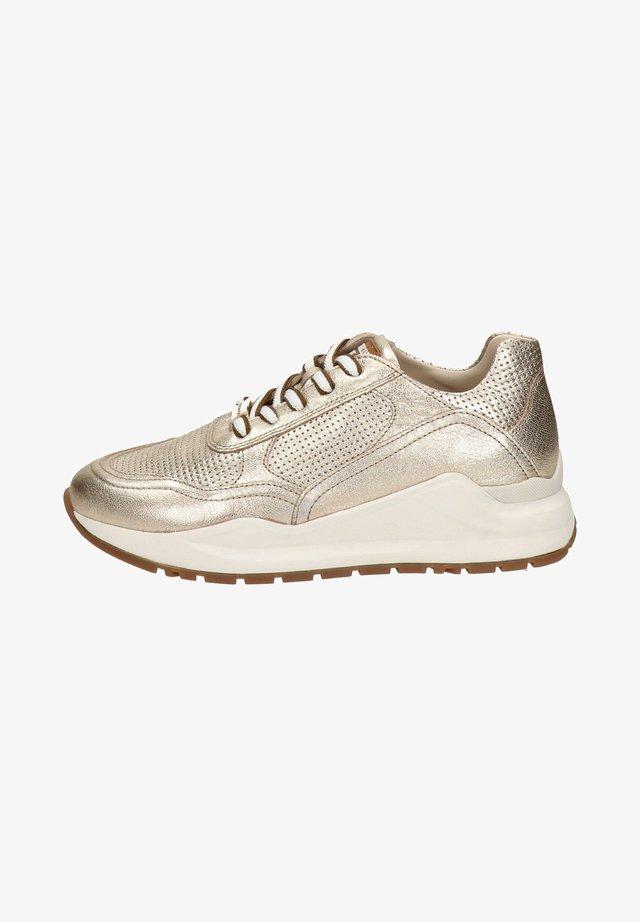 LUANA - Sneakers laag - goud