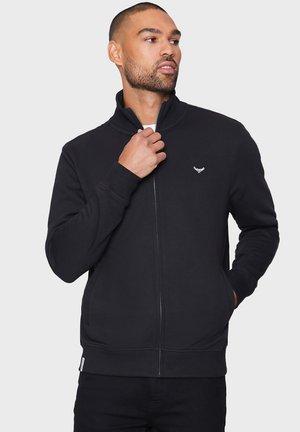 WHYLIE - Zip-up sweatshirt - black