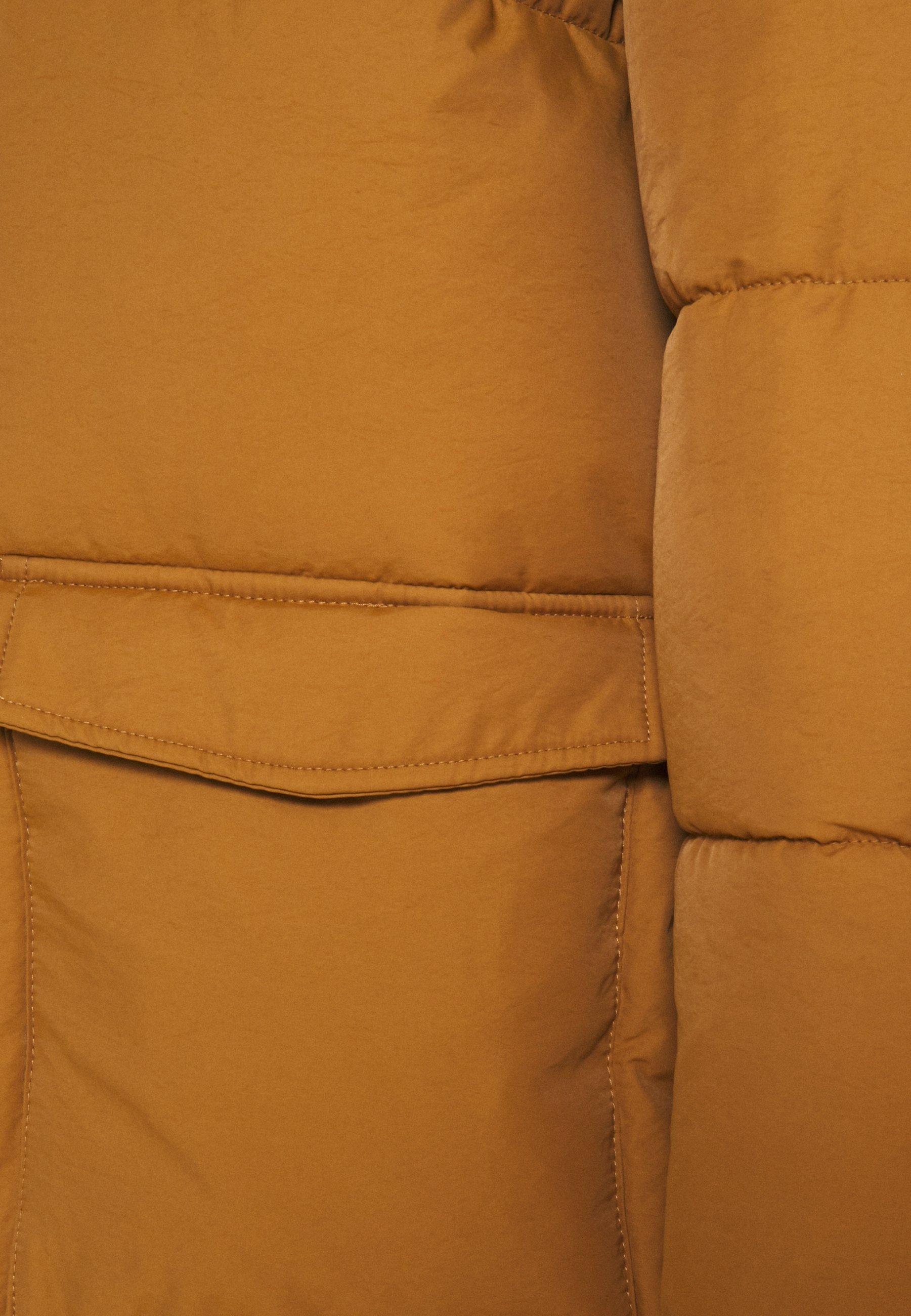 Extremely Wholesale Object OBJZHANNA LONG JACKET  - Winter coat - camel | women's clothing 2020 zld3E