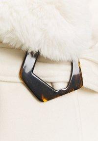 Missguided Tall - COLLAR CUFF COAT - Klasyczny płaszcz - cream - 2