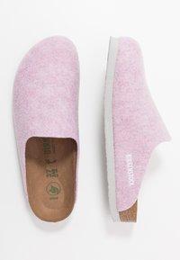 Birkenstock - AMSTERDAM  - Domácí obuv - pastel lilac - 3
