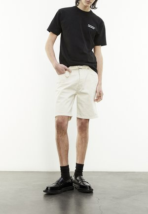 Short en jean - natural