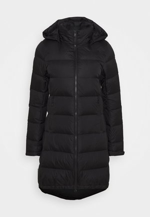 METROPOLIS VINTAGE - Down coat - black