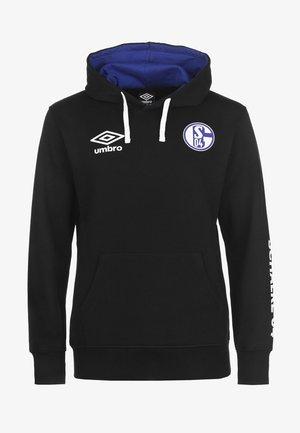 FC SCHALKE 04 ICON OH  - Club wear - black