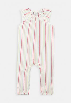 NBFHANNA SUIT - Jumpsuit - bright white