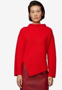 BOSS - Sweatshirt - red - 0