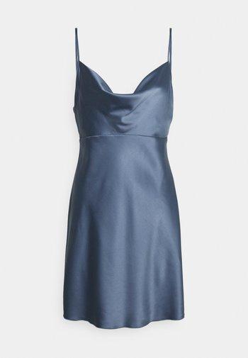 CHEMISE BARK - Nightie - china blue