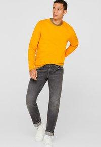 edc by Esprit - Straight leg jeans - gray - 1