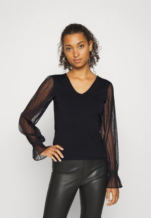 MALEX - Pullover - noir