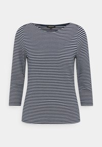 More & More - STRIPED SHIRT - Long sleeved top - marine multicolor - 0