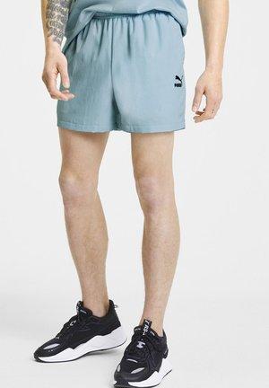Sports shorts - aquamarine