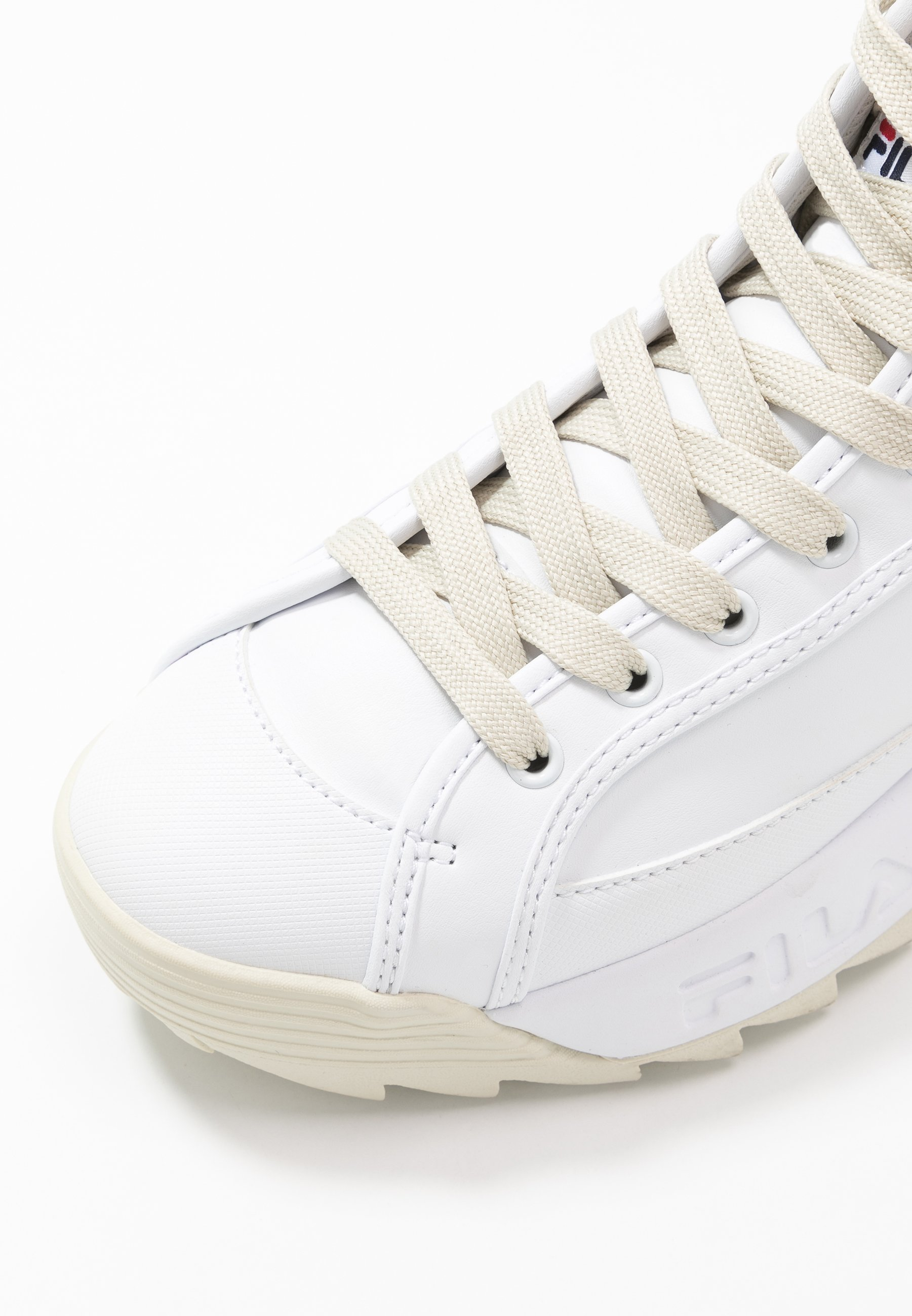 Fila RETRORUPTOR  Sneaker high white/weiß