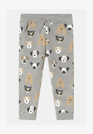 NMMTODOG  - Trousers - grey melange