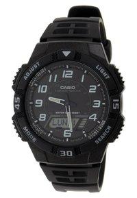 Casio - Chronograph watch - black - 2