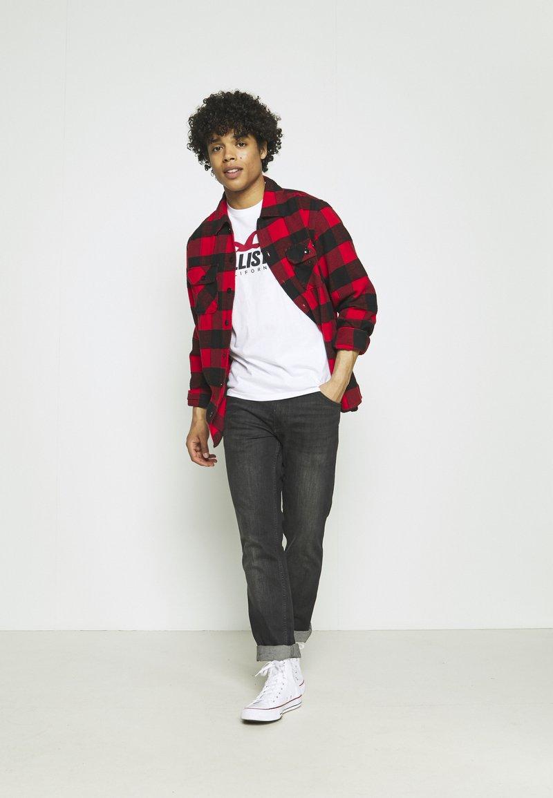 Hollister Co. - WEBEX SPORT 5PACK - Print T-shirt - multi