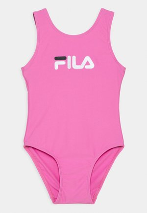 DINA SWIMSUIT - Badeanzug - super pink