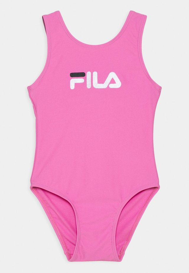 DINA SWIMSUIT - Plavky - super pink