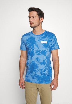 BATIK  - T-shirt con stampa - blue