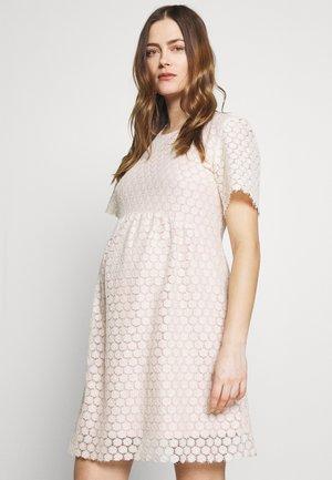 DRESS ALICE MEDIUM - Sukienka letnia - white
