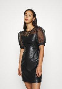 ONLY - ONLMAXIMA DRESS - Etui-jurk - black - 0