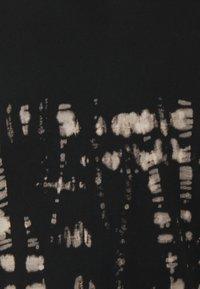 Proenza Schouler White Label - TIE DYE CLASSIC TEE - T-shirt con stampa - black perl - 2