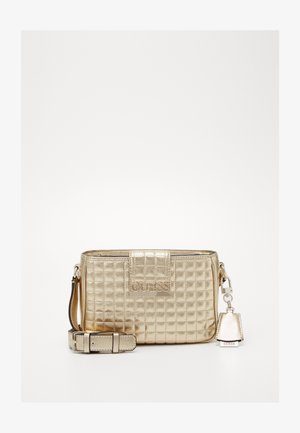 MATRIX ELITE CROSSBODY - Across body bag - gold