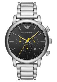 Emporio Armani - LUIGI - Cronografo - silver-coloured - 0