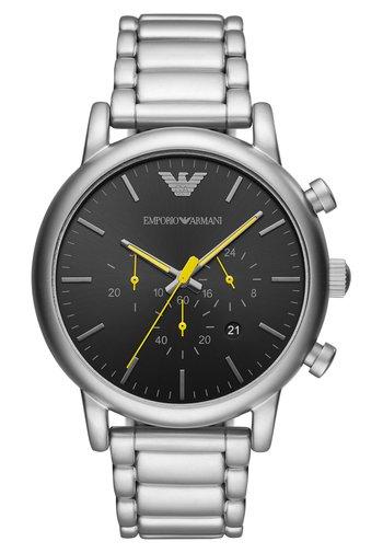 LUIGI - Cronografo - silver-coloured