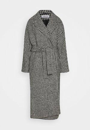 CASSIDY COAT - Frakker / klassisk frakker - black/white