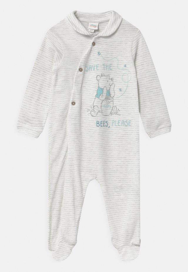Tuta jumpsuit - grey melange
