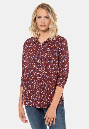 Button-down blouse - rost