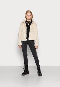 ONLY - ONLVIDA JACKET - Winter jacket - pumice stone - 1