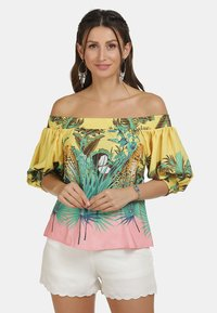 IZIA - Blouse - tropical print - 0