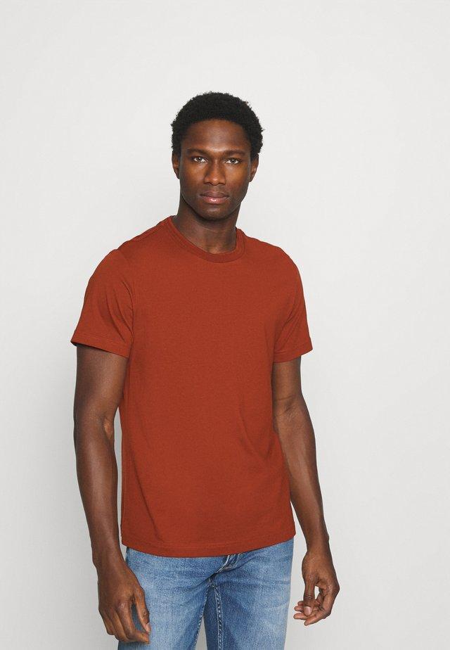 KURZARM - Basic T-shirt - dark orang