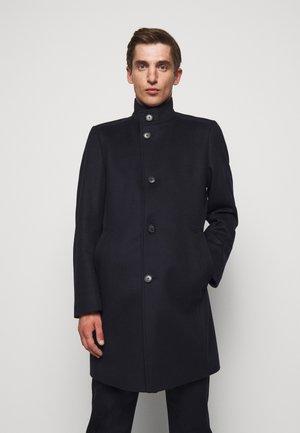 MINTRAX - Classic coat - dark blue