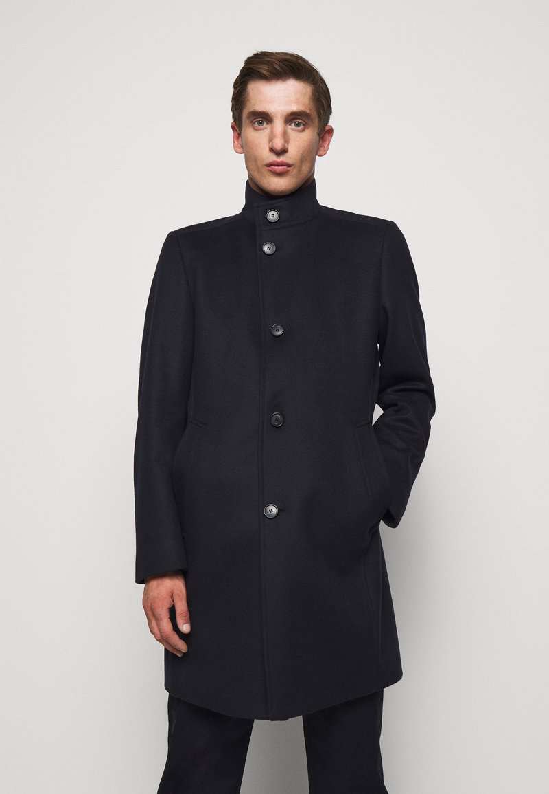 HUGO - MINTRAX - Classic coat - dark blue