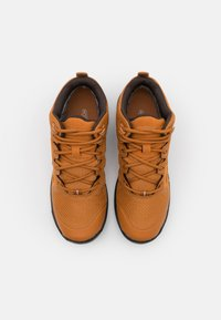 Keen - EXPLORE MID WP - Hiking shoes - pumpkin spice/mulch - 3