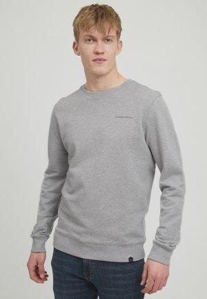 SEVERIN CREW  - Sweater - light grey melange