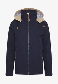 Icepeak - ALTAMONT - Outdoor jacket - dark blue - 4