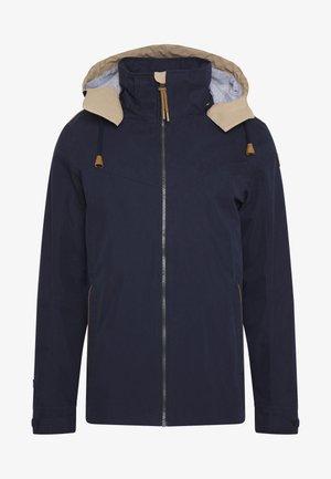 ALTAMONT - Outdoor jacket - dark blue