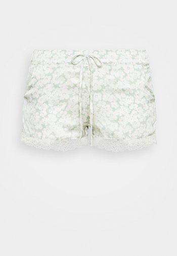 NEMY SHORT - Pyjamabroek - ecru