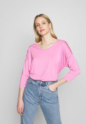 MARICA - Langarmshirt - pink bloom