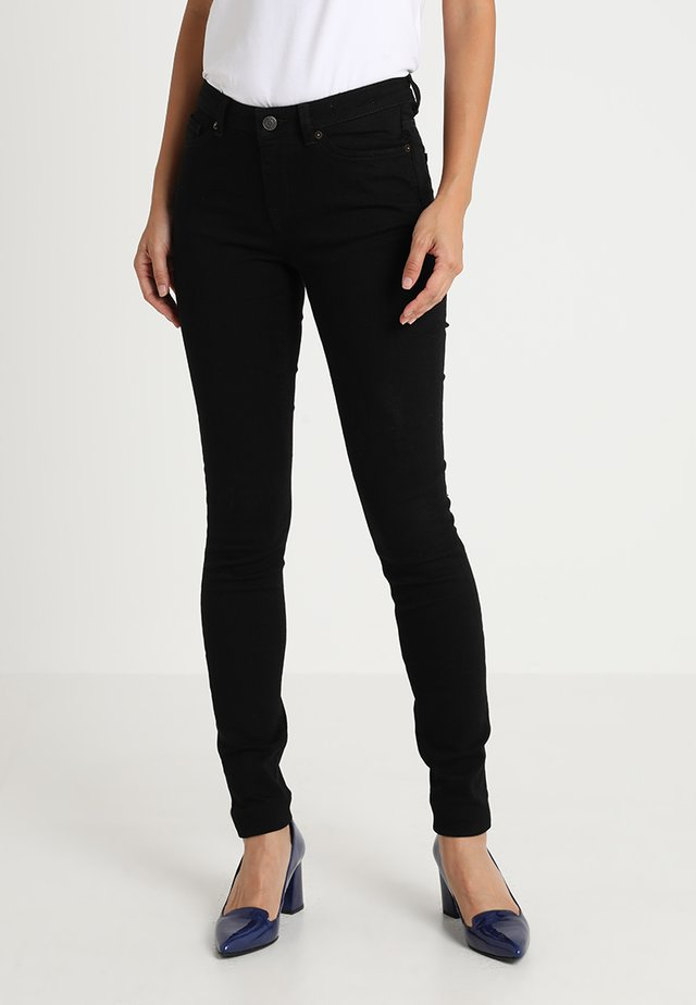 SLFIDA - Jeans Skinny Fit - black denim