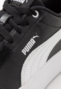 Puma - CARINA LIFT - Trainers - black/white - 2