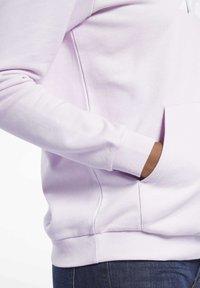 Reebok Classic - CLASSICS VECTOR HOODIE - Bluza z kapturem - pixel pink - 5